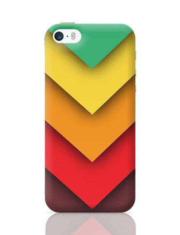 Colors #1 iPhone 5/5S Covers Cases Online India