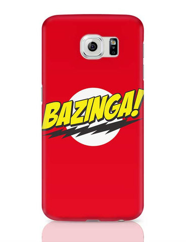 bazinga! Samsung Galaxy S6 Covers Cases Online India