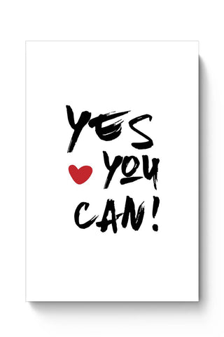 Buy YES YOU CAN ! Poster