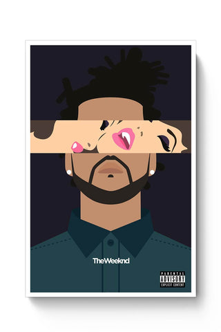 THE WEEKND #2 Poster Online India