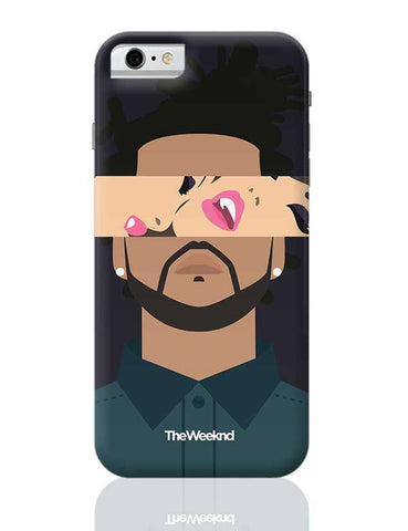 THE WEEKND #2 iPhone 6 / 6S Covers Cases