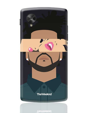 THE WEEKND #2 Google Nexus 5 Covers Cases Online India