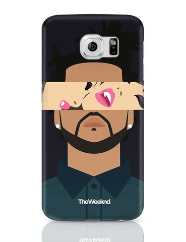 THE WEEKND #2 Samsung Galaxy S6 Covers Cases Online India