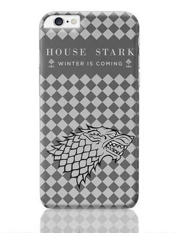 HOUSE STARK iPhone 6 Plus / 6S Plus Covers Cases Online India