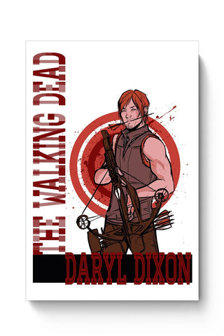 The Walking Dead Daryl Dixon Poster Online India