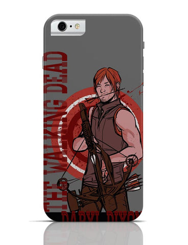 The Walking Dead Daryl Dixon iPhone 6 / 6S Covers Cases