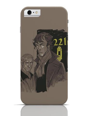220 B Baker Street iPhone 6 / 6S Covers Cases
