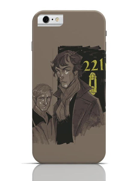 220 B Baker Street iPhone 6 6S Covers Cases Online India