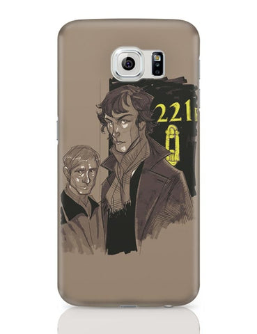 220 B Baker Street Samsung Galaxy S6 Covers Cases Online India