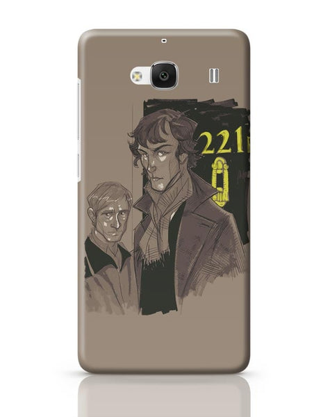 220 B Baker Street Redmi 2 / Redmi 2 Prime Covers Cases Online India