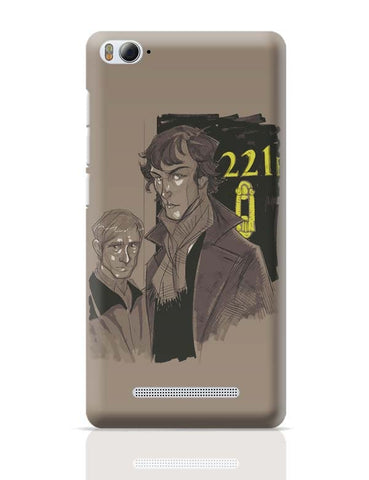 220 B Baker Street Xiaomi Mi 4i Covers Cases Online India