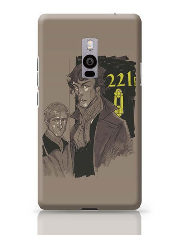 220 B Baker Street OnePlus Two Covers Cases Online India
