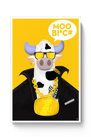 Moo B!TC# Poster Online India