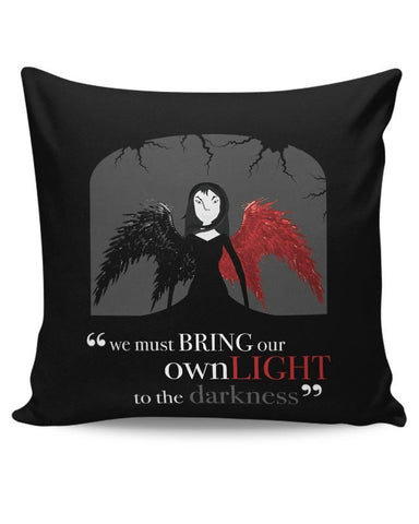 Bring In The Light Cushion Cover Online India
