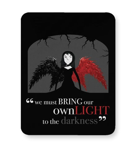 Bring In The Light Mousepad Online India