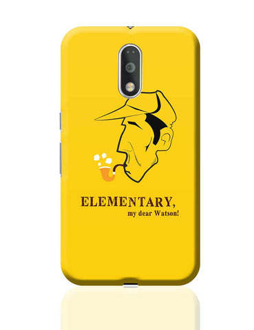 Elementary, My Dear Watson! Moto G4 Plus Online India