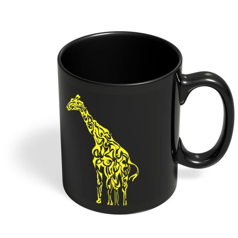 Designer'S Hub Black Coffee Mug Online India