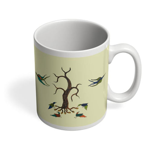 Gond Art Coffee Mug Online India