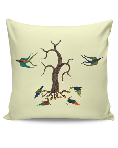 Gond Art Cushion Cover Online India