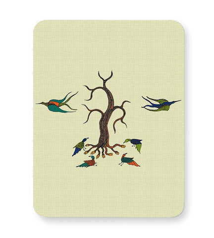 Gond Art Mousepad Online India