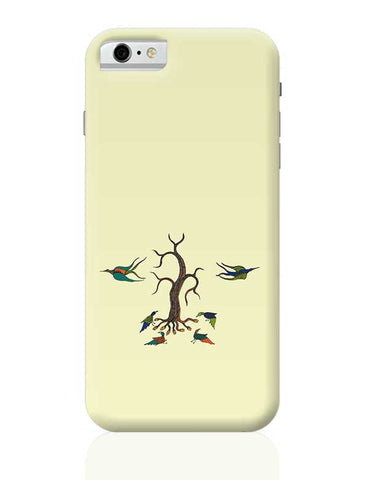 Gond Art iPhone 6 / 6S Covers Cases