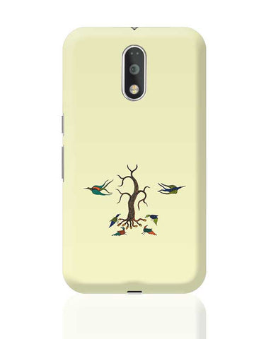 Gond Art Moto G4 Plus Online India