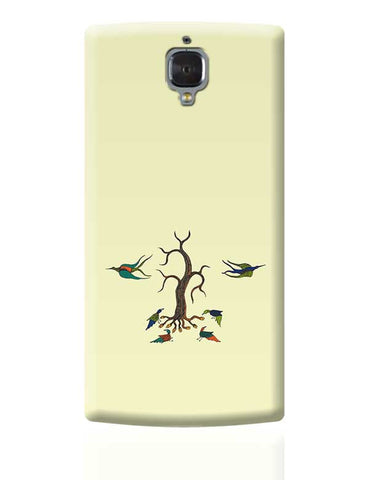 Gond Art OnePlus 3 Covers Cases Online India