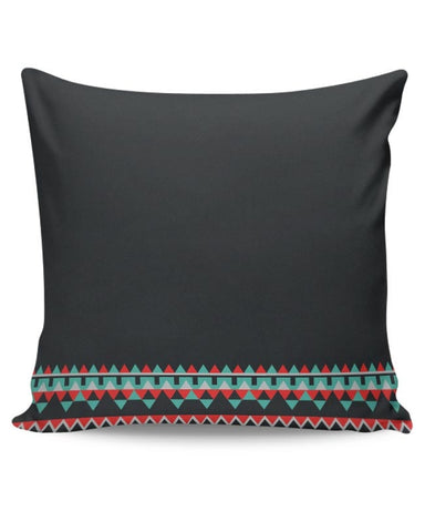 Abstract Border Cushion Cover Online India