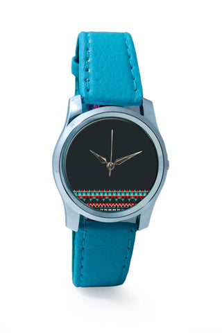 Women Wrist Watch India | Abstract Border Wrist Watch Online India