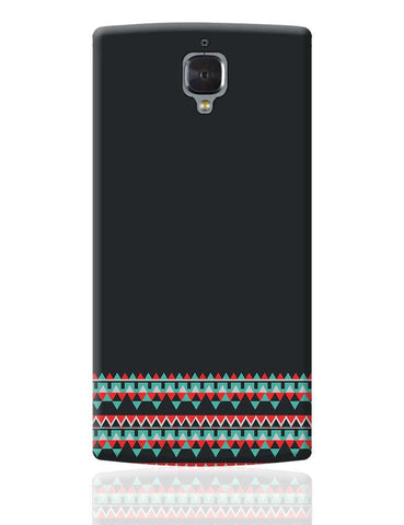Abstract Border OnePlus 3 Cover Online India