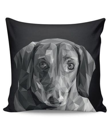 Cute Dachshund Dog Cushion Cover Online India