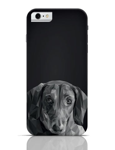 Cute Dachshund Dog iPhone 6 / 6S Covers Cases