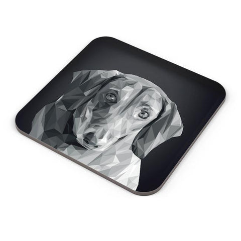 Cute Dachshund Dog Coaster Online India