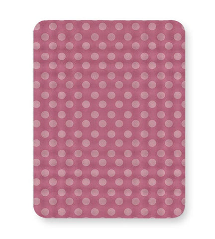 Pink,Dots,Evergreen,Pretty,Abstract Mousepad Online India