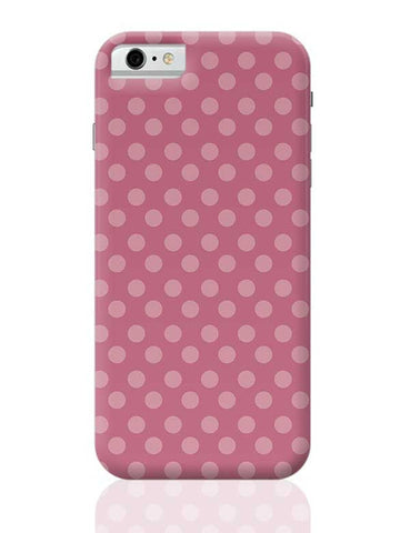 Pink,Dots,Evergreen,Pretty,Abstract iPhone 6 / 6S Covers Cases
