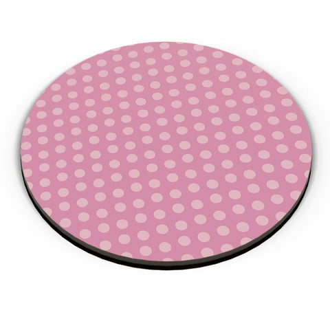 Pink,Dots,Evergreen,Pretty,Abstract Fridge Magnet Online India
