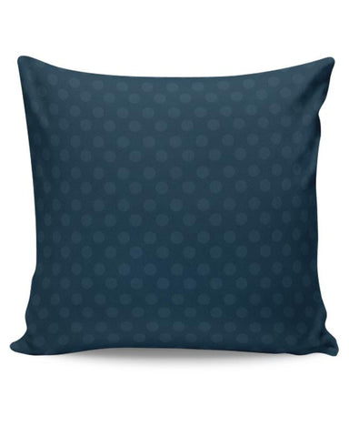 Blue,Dots,Evergreen,Pretty,Abstract Cushion Cover Online India