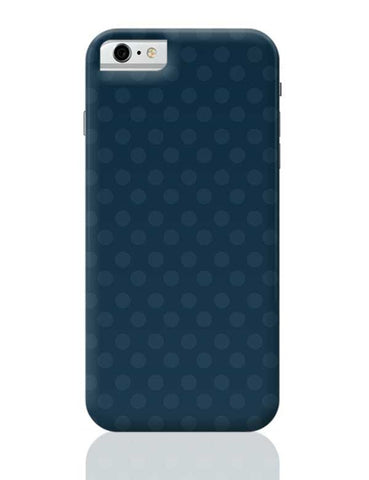 Blue,Dots,Evergreen,Pretty,Abstract iPhone 6 / 6S Covers Cases