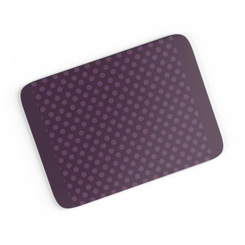 Purple Dots A4 Mousepad Online India