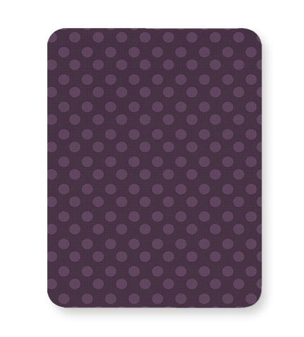 Purple,Dots,Evergreen,Pretty,Abstract Mousepad Online India