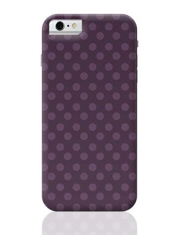 Purple,Dots,Evergreen,Pretty,Abstract iPhone 6 / 6S Covers Cases