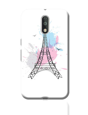 Eiffel Tower Moto G4 Plus Online India