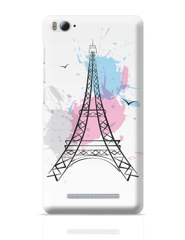 Eiffel Tower Xiaomi Mi 4i Covers Cases Online India