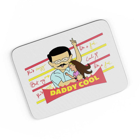 Daddy cool  A4 Mousepad Online India