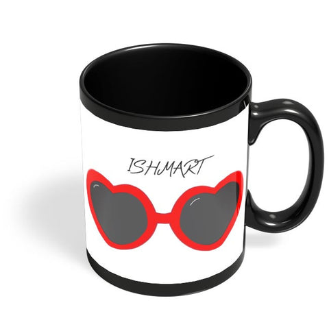 Khushboo Thukral- Icrazyvisualizer  Black Coffee Mug Online India