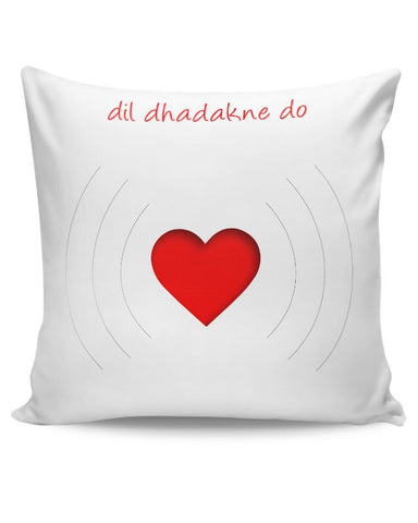 Khushboo Thukral- Icrazyvisualizer  Cushion Cover Online India