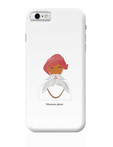 khushboo Thukral iPhone 6 / 6S Covers Cases