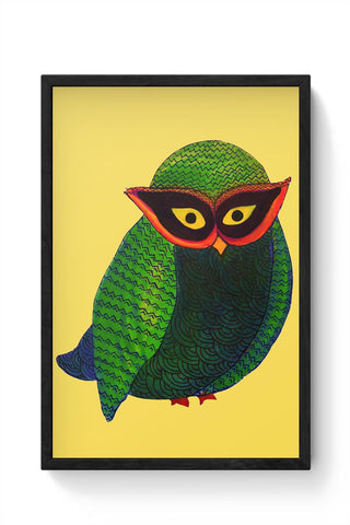 Ullu Framed Poster Online India