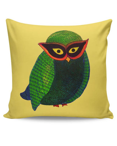 Ullu Cushion Cover Online India