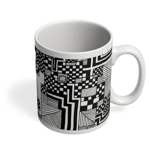 Back to Square 1 Coffee Mug Online India